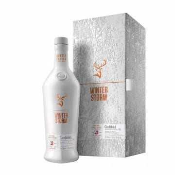 Glenfiddich Winter Storm Bottle