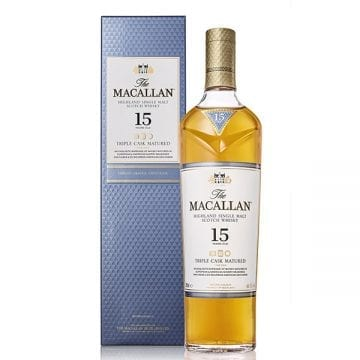 The Macallan 15